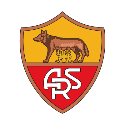 AS Roma Club logo vector - Logo AS Roma Club download