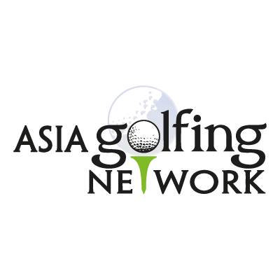 Asia Golfing Network logo vector - Logo Asia Golfing Network download