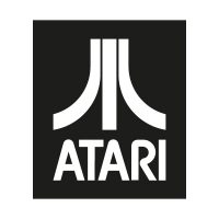 Atari logo vector - Logo Atari download