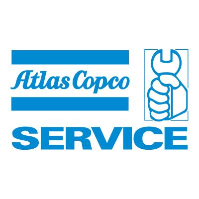 Atlas Copco Service logo