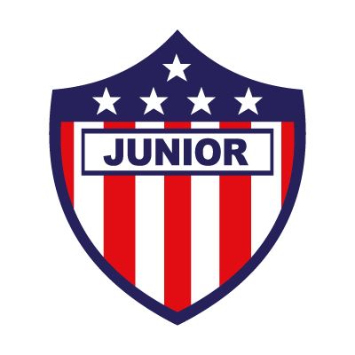 Atletico Junior logo vector - Logo Atletico Junior download