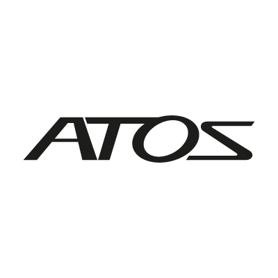 Atos logo vector - Logo Atos download
