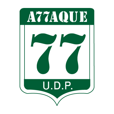 Attaque 77 logo vector - Logo Attaque 77 download