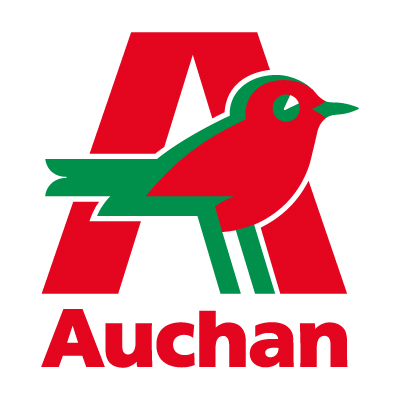 Auchan logo vector - Logo Auchan download