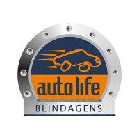 Auto Life Blindagens logo vector