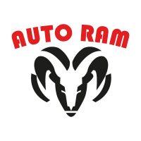Auto ram logo vector