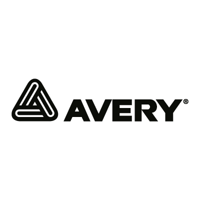 Avery Black logo vector - Logo Avery Black download