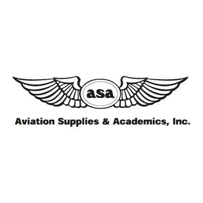 Aviation Supplies & Academics logo vector - Logo Aviation Supplies & Academics download