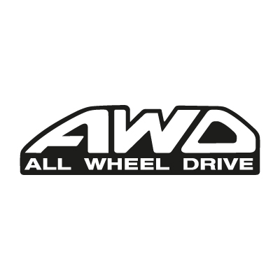 AWD Black logo vector - Logo AWD Black download