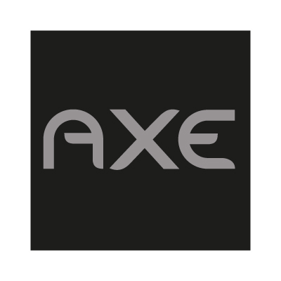 Axe Black logo vector - Logo Axe Black download