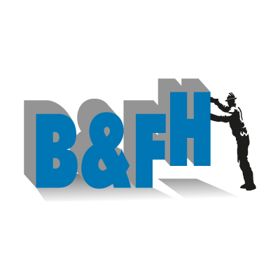 B&FH logo vector - Logo B&FH download