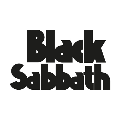 Black Sabbath 1986 logo vector - Logo Black Sabbath 1986 download