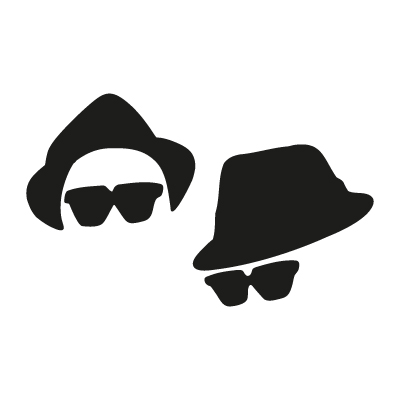 Blues Brothers logo vector - Logo Blues Brothers download