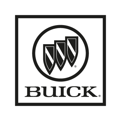 Buick Black logo vector - Logo Buick Black download