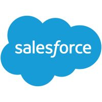 Salesforce logo vector - Logo Salesforce download