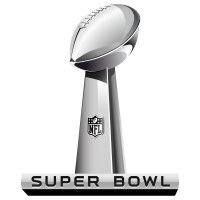 Super Bowl logo vector download