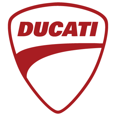 Ducati Flat logo vector - Logo Ducati Flat download