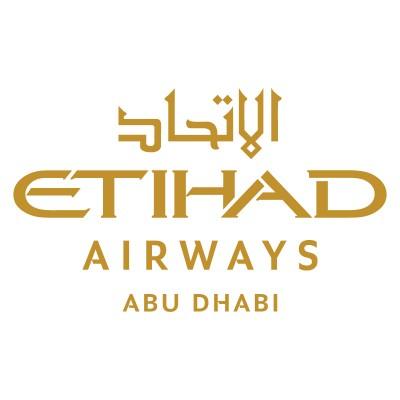 Etihad Airways logo vector - Logo Etihad Airways download