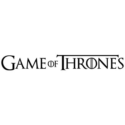 Game Of Thrones logo vector - Logo Game Of Thrones download
