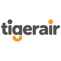 Tigerair logo vector
