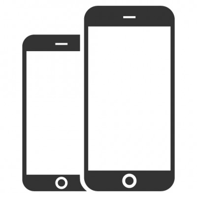 Apple iPhone 6S logo vector - Logo Apple iPhone 6S download
