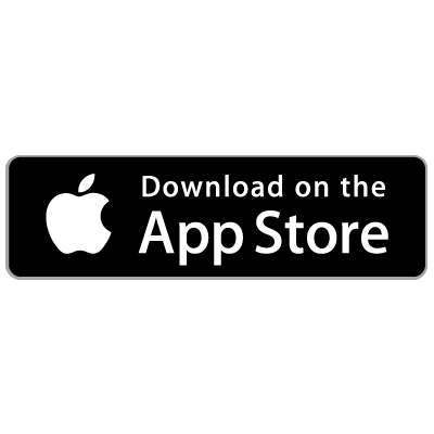 On The App Store Flat Badge logo