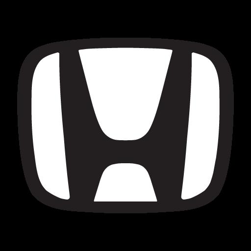 """Honda """"H"""" Black logo"""