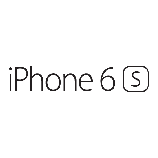 Apple iPhone 6S logo
