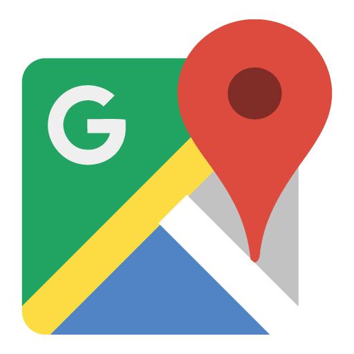 Risultati immagini per GOOGLE MAPS LOGO