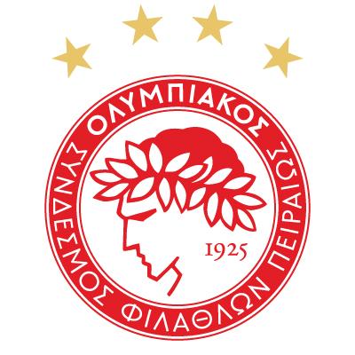 Olympiacos FC logo vector - Logo Olympiacos FC download