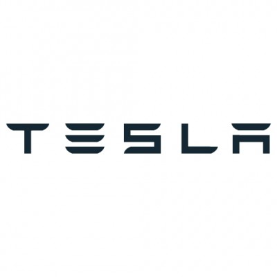 Tesla logo vector - Logo Tesla download