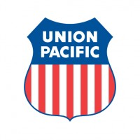 Union Pacific Railroad logo vector