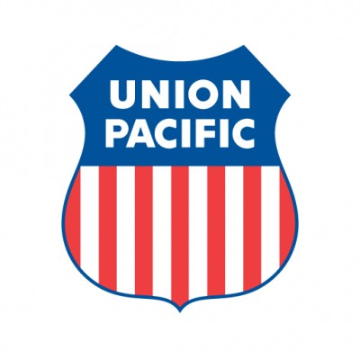 Union Pacific logo vector download
