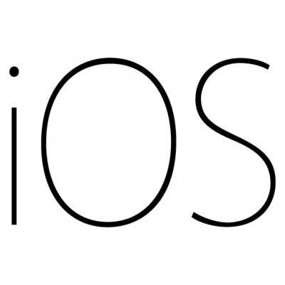 Apple IOS logo vector download