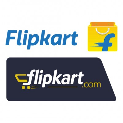 Flipkart logo vector download