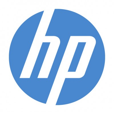 HP logo vector download