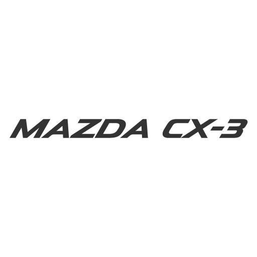 Mazda CX-3 logo