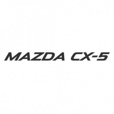 Mazda CX-5 logo vector download