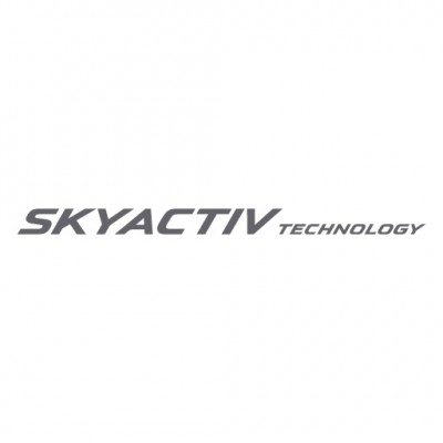 Mazda Skyactiv logo vector download
