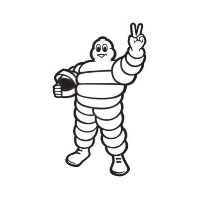 Michelin Tires logo vector download