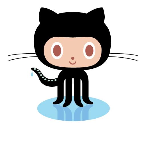 GitHub Octocat logo