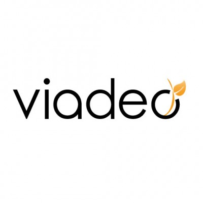 Viadeo logo vector download