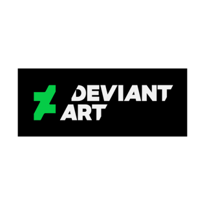 DeviantArt logo vector download