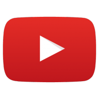YouTube icon vector download