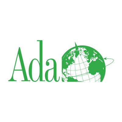 Ada World logo vector - Logo Ada World download
