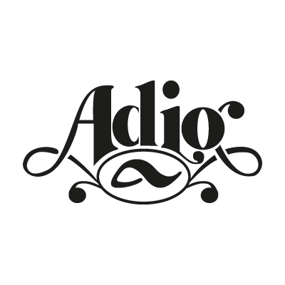 Adio logo vector - Logo Adio download