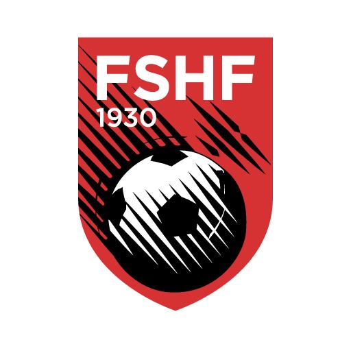 Albania National Football Team (FSHF) logo