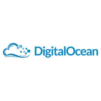 DigitalOcean logo vector download