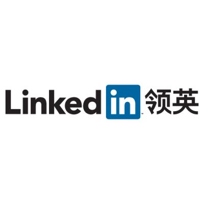 LinkedIn China logo vector download