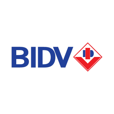 BIDV logo vector download